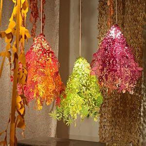 NEW artecnica midsummer floral hanging light